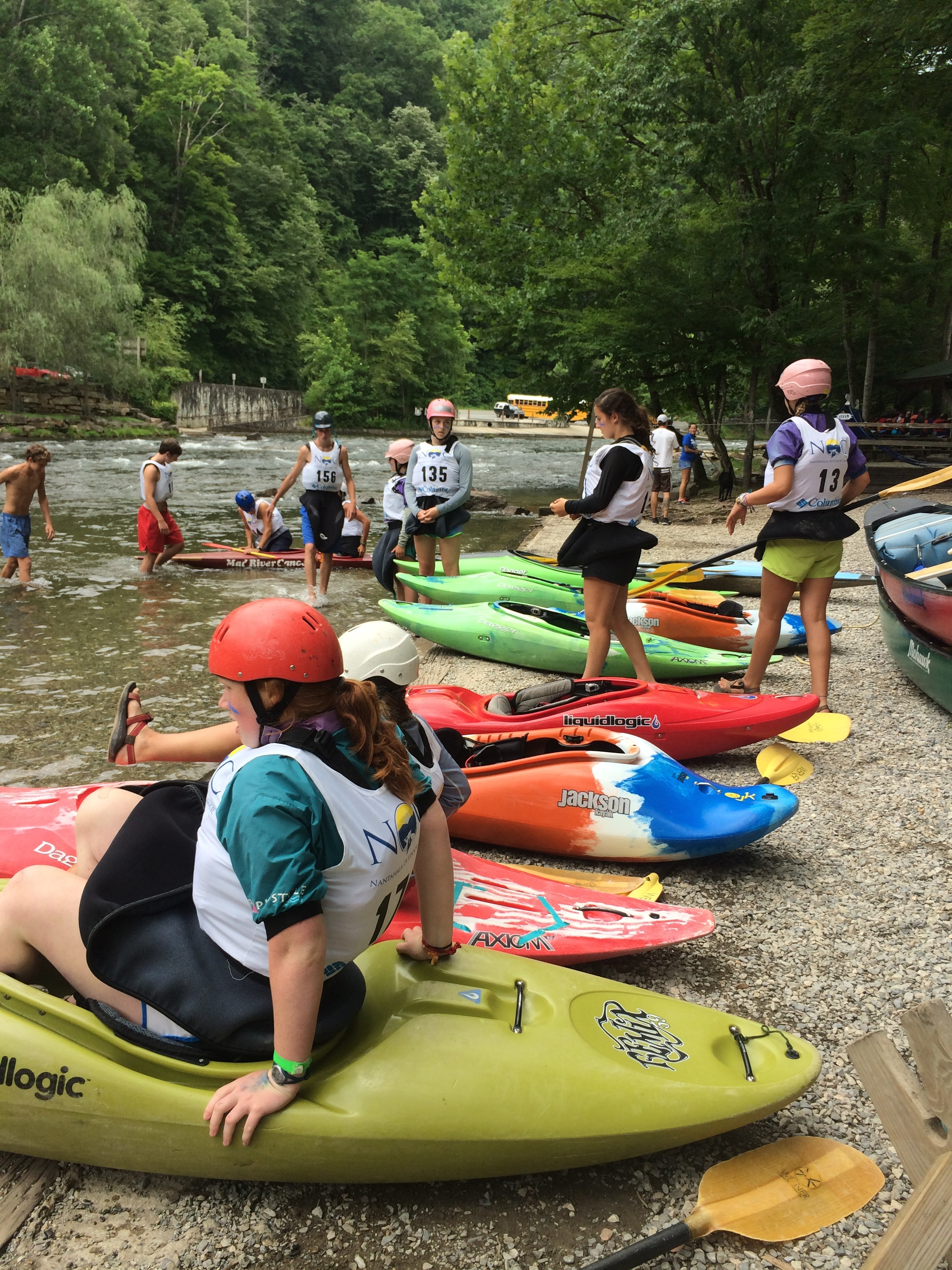 Camp Cup 2014 = Young Paddlers Shredding | Alzar School