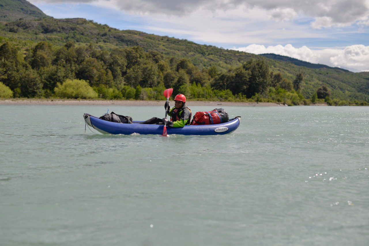 Chile: The Parallel Progression of Spanish Speaking and Kayaking