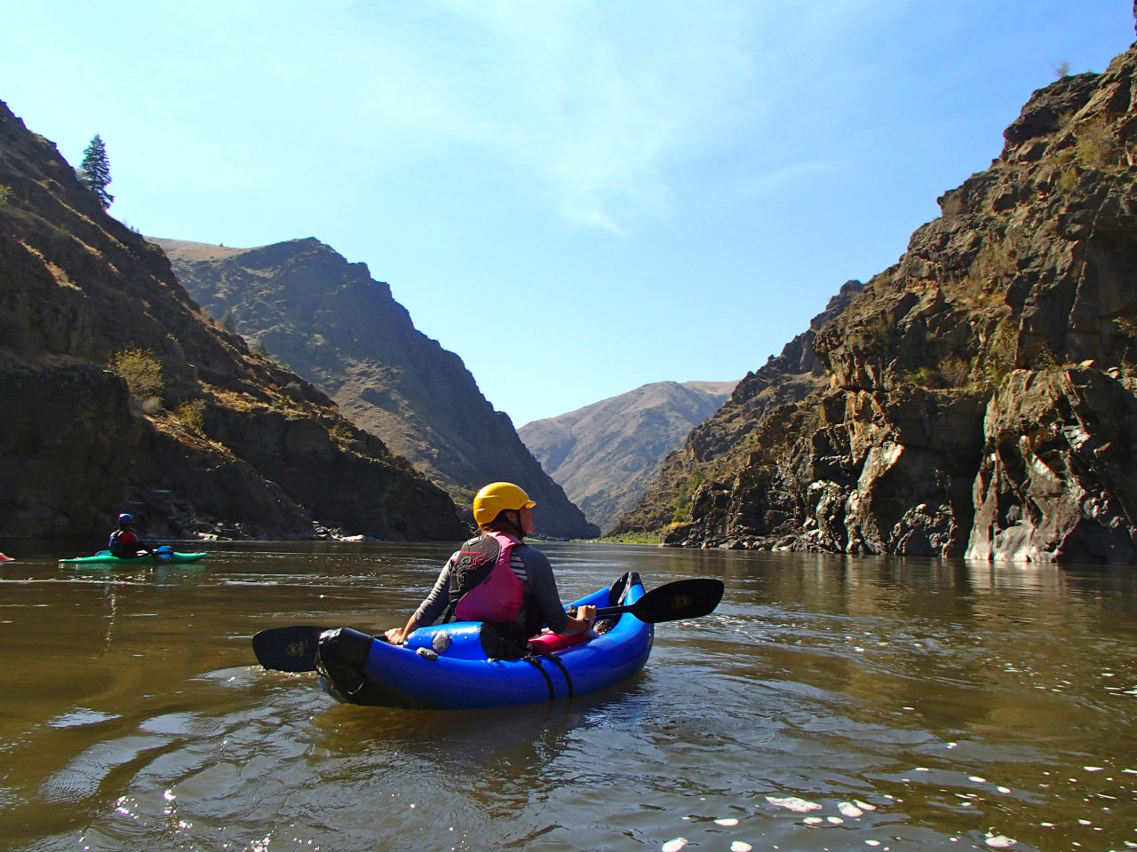 The Lower Salmon River – Wild and Historic