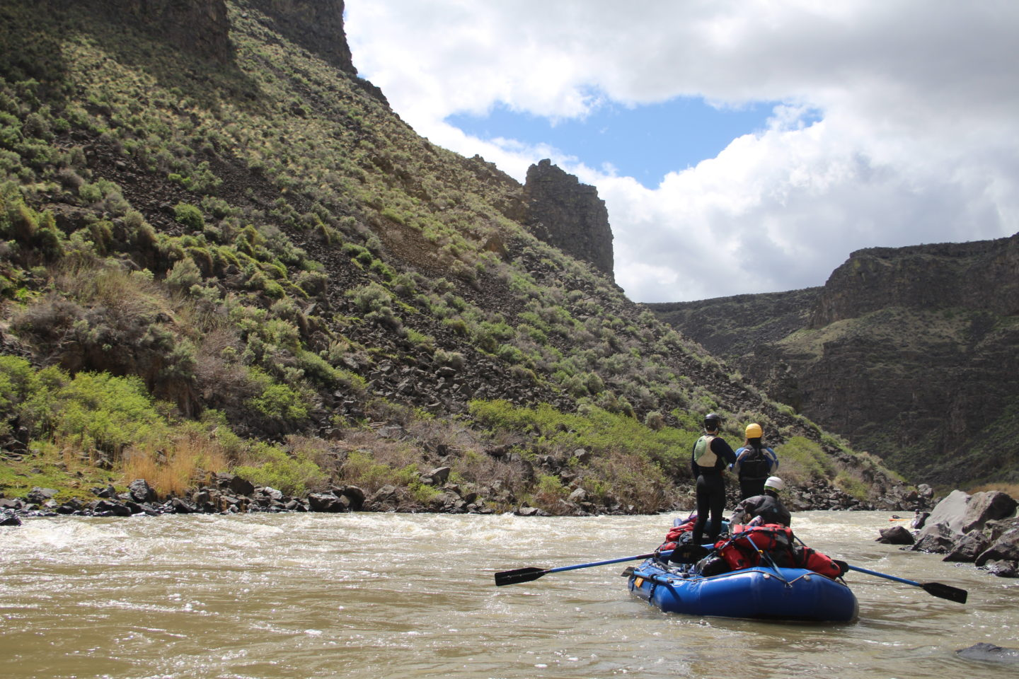 Gearing Up for Idaho Expeditions